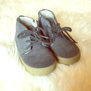 Gap Toddler Suede Sneakers
